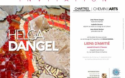 Exposition Helga DANGEL