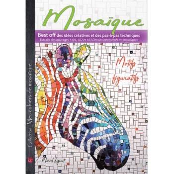 Mosaïque motifs figuratifs Best of de Muriel LIGEROT