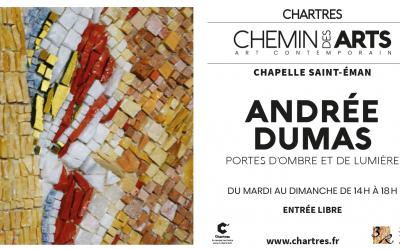 Exposition Andrée DUMAS